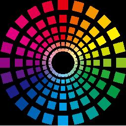 サイトのデザインとカラーリング